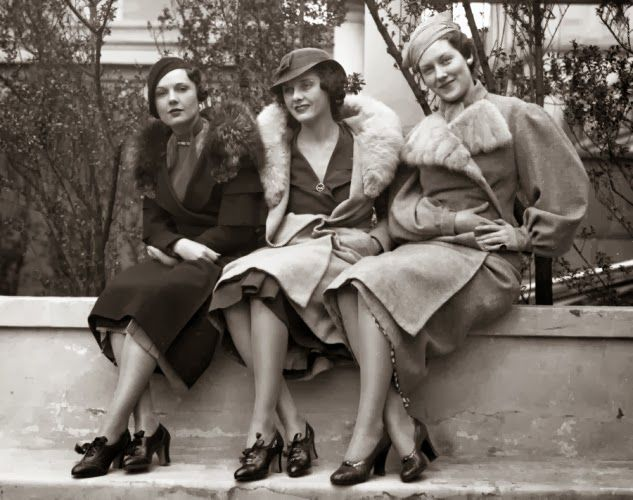 1930s Fashion Inspiration