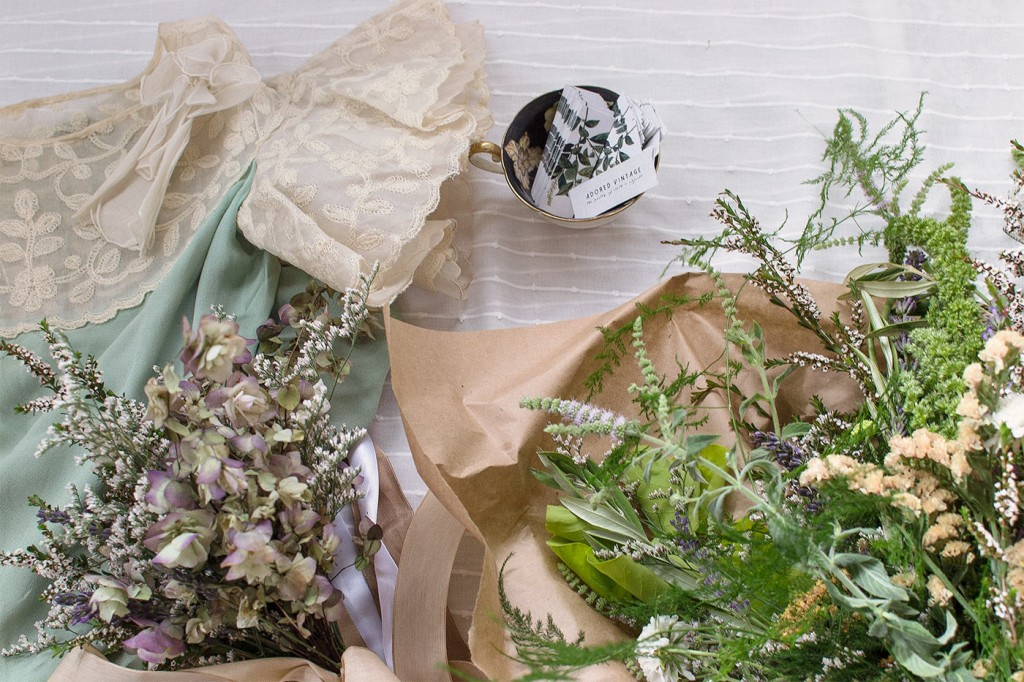 French Mint and Oregano | Adored Vintage
