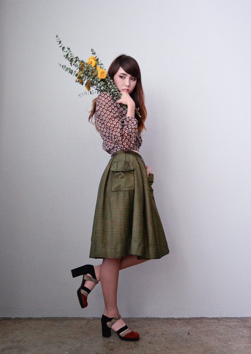 Adored Vintage Lookbook 2012