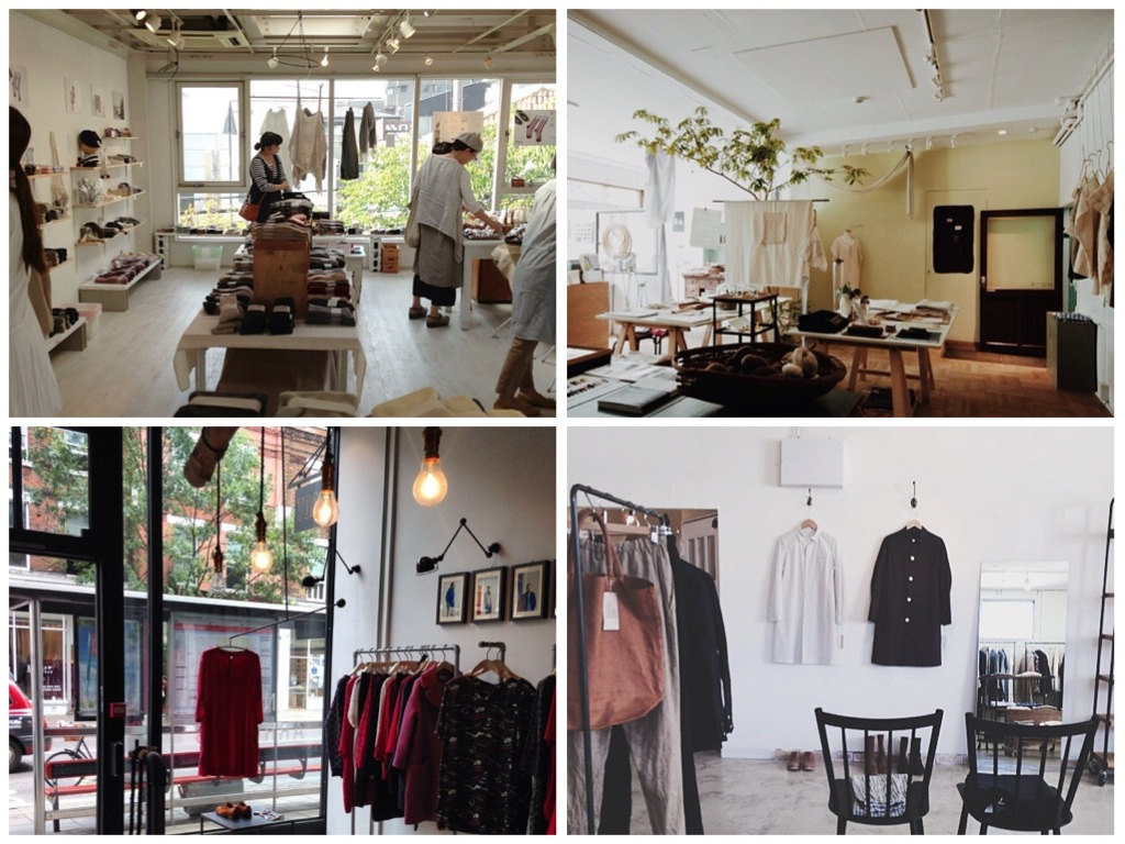 Retail Space Inspiration for Adored Vintage Brick + Mortar