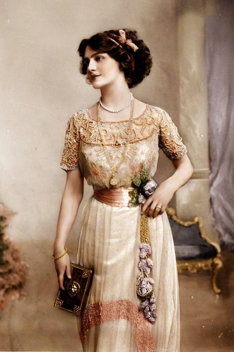 edwardian era fashion titanic-#28