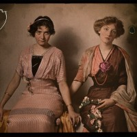 Feminine, romantic, and super fancy: The Edwardian Era