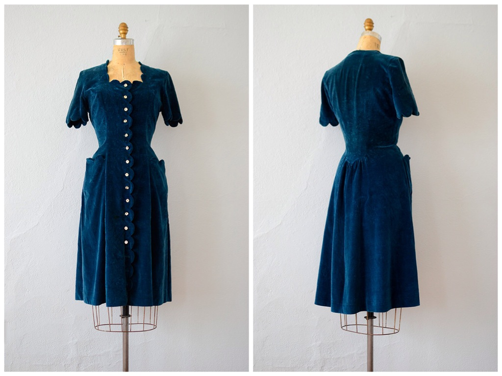 Vintage Clothing from Adored Vintage