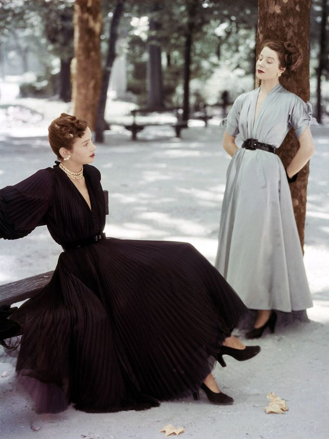 Sunday Vintage Inspiration | Christian Dior 1947
