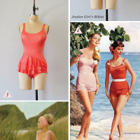 New Arrivals | Vintage Swimwear
