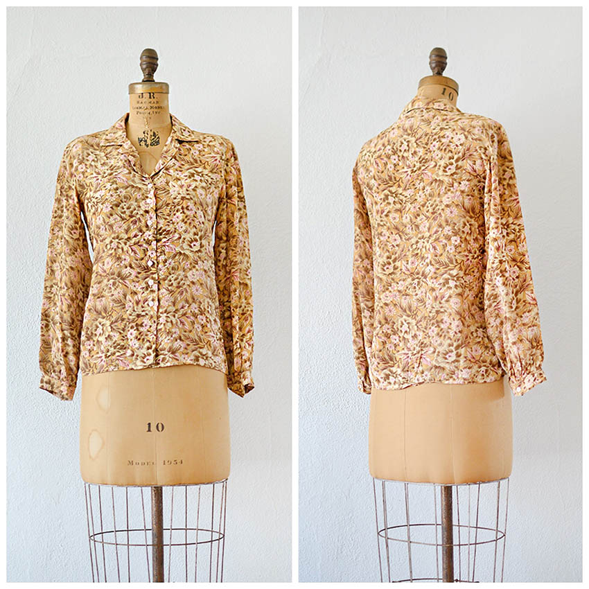 TWEET_vintage1970scacherelfloralblouse