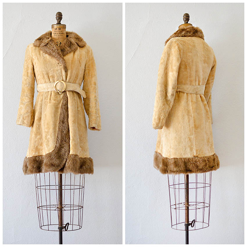 TWEET_vintage1970slightcamelfauxfurcoat