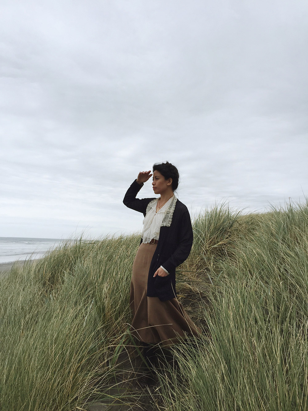 Adored Vintage | A Day at the Coast