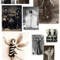 Vintage All Hallows' Eve Costume Inspirations