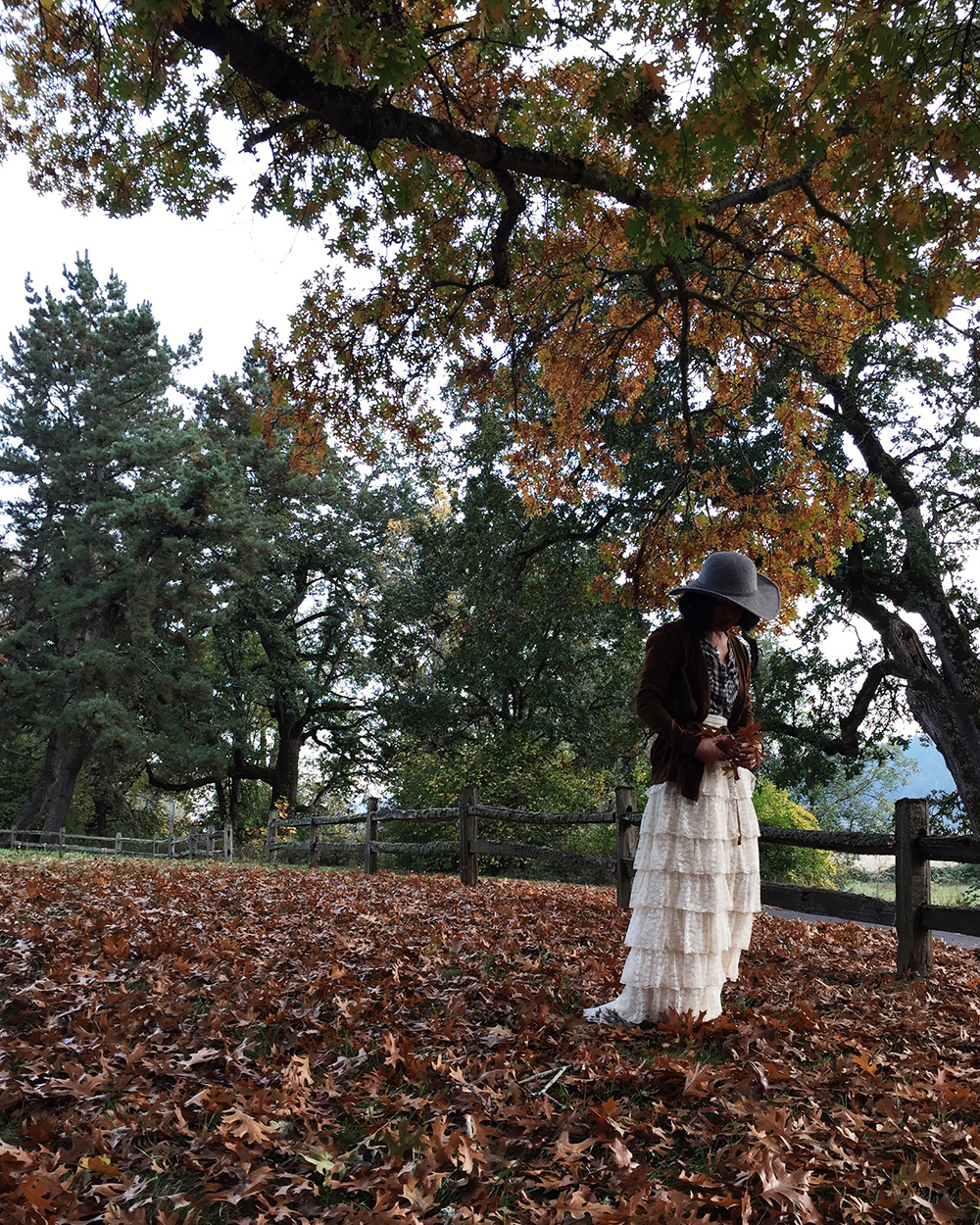 Adored Vintage | Autumn Vintage Inspired Outfit