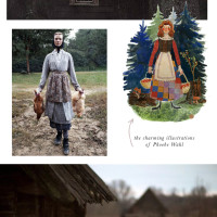 The Way of Old Things, Folklore Inspiration