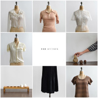 new arrivals & some behind the scenes at the studio