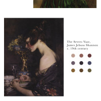 Vintage Inspiration | Paintings in Color