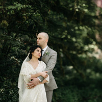In Which I Finally Post Our Wedding Photos