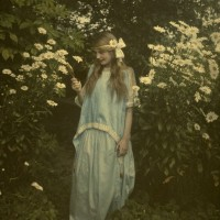 Vintage Inspiration | Autochrome Girls