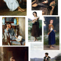 Style Inspiration: Pastoral Paintings