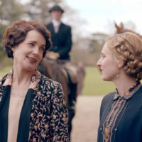 On the Set: Mid 1920s Fashion on Downton Abbey