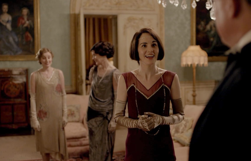 Downton Abbey | Season 6 | Mid 1920s Fashion