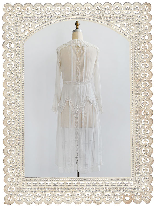 Most Adored | Antique 1910s Dress