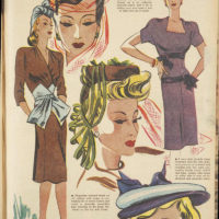 1940s Vintage Hats from Women's Weekly Australia