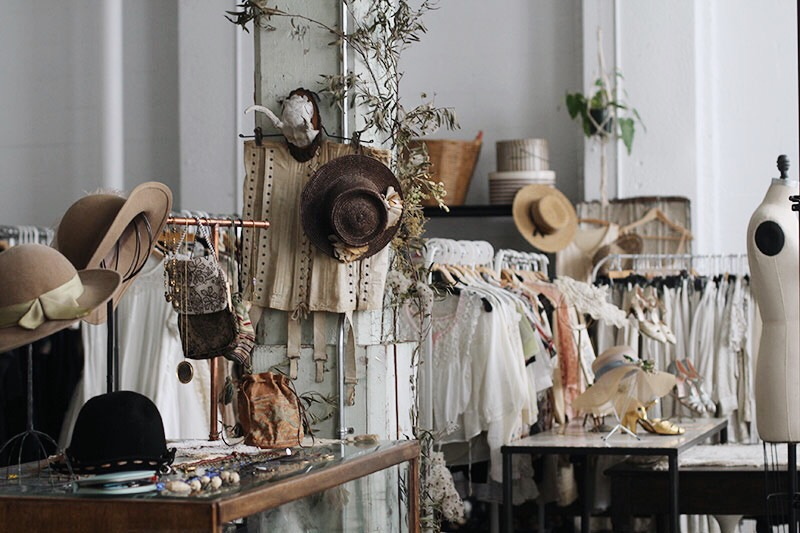 Adored Vintage | Vintage Work Atelier in Portland, Oregon