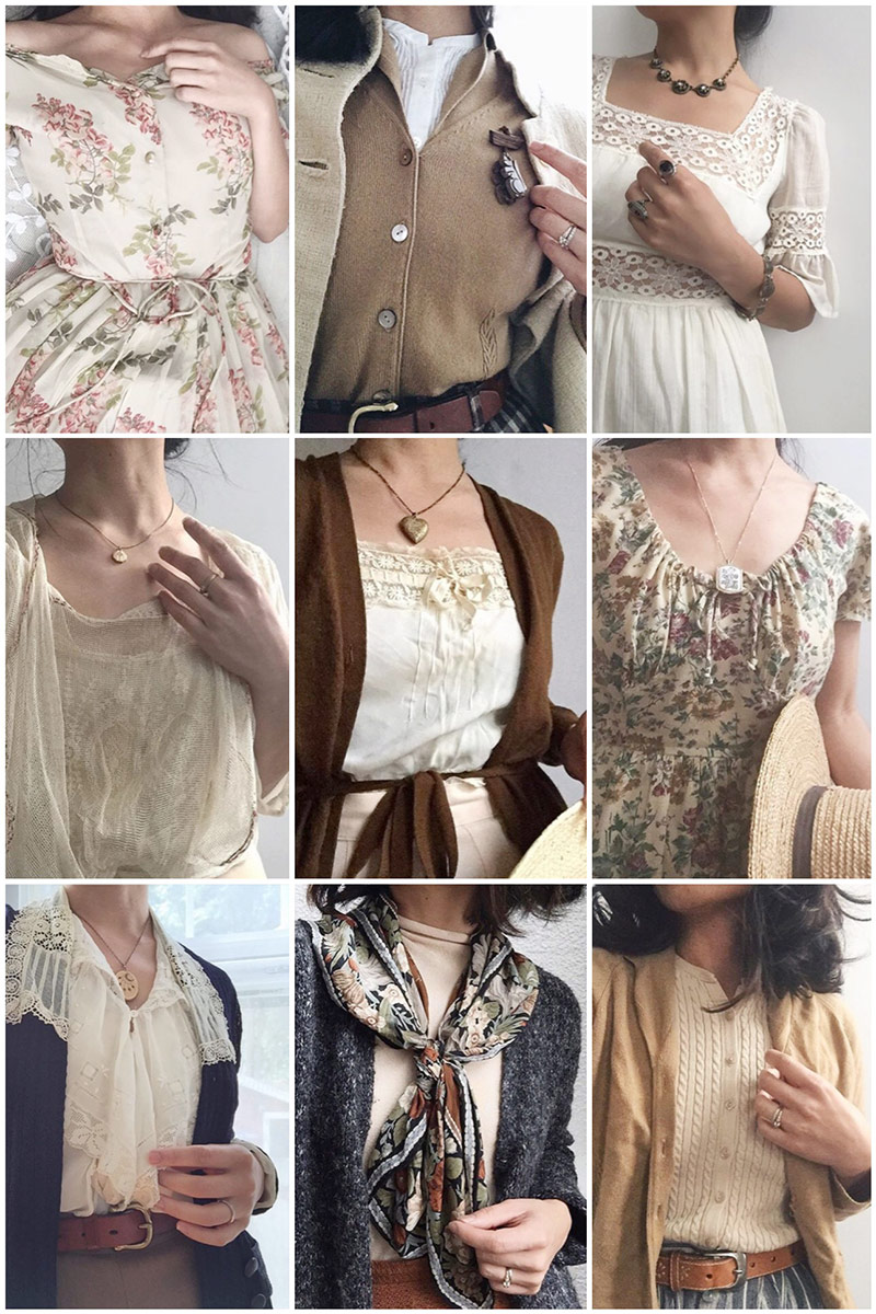 How To Build an Everyday Vintage Wardrobe