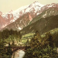 Wanderlust: Autochrome Photos of the French Countryside