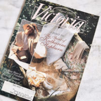 Vintage Victoria Magazine | The Spirit of Katherine Hepburn